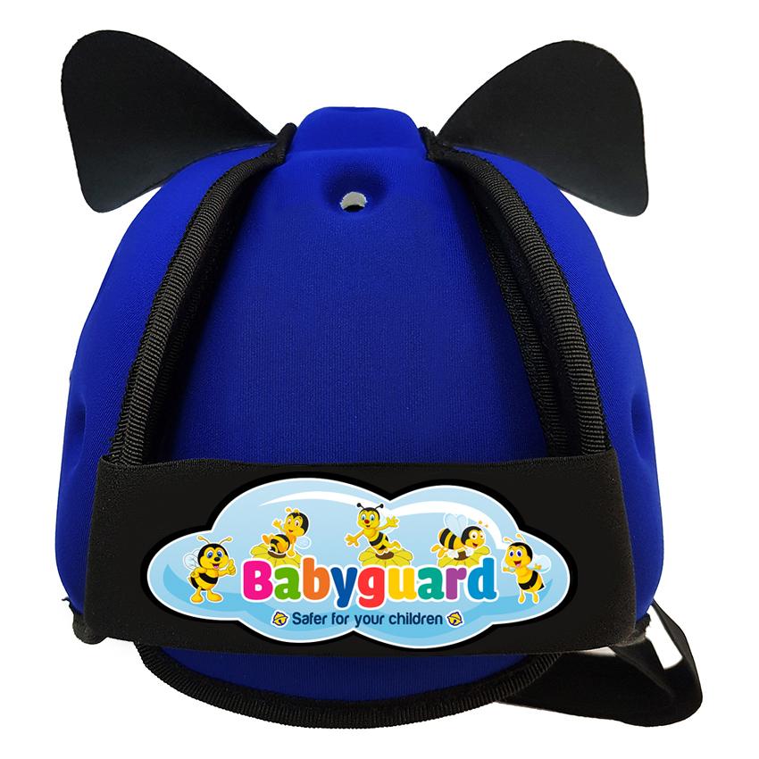 Mũ bảo vệ đầu cho bé BabyGuard (Xanh Bích)