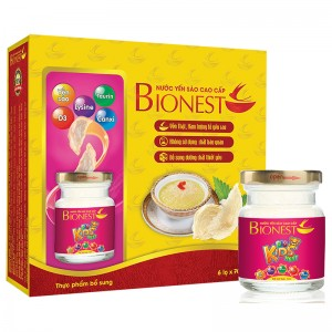 Yến sào Bionest Kids cao cấp