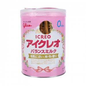 Sữa Glico Icreo số 0 820g