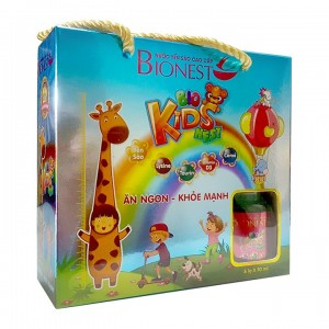 Yến sào Bionest Kids cao cấp ( hộp tiết kiệm )
