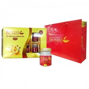 Yến sào Bionest Gold cao cấp - hộp quà tặng 6lọ