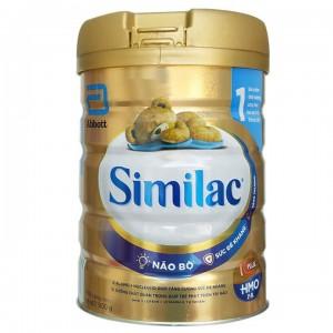 Sữa Similac Newborn IQ 900g