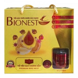 Yến sào Bionest Gold cao cấp hộp tiết kiệm