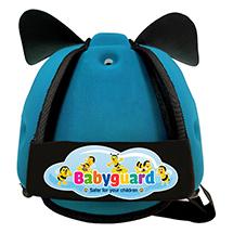 Mũ bảo vệ đầu cho bé BabyGuard (Xanh Ngọc)
