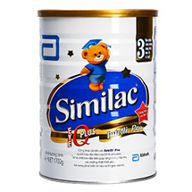 Sữa Similac IQ 3 1.7kg (Từ 1 đến 3 tuổi)