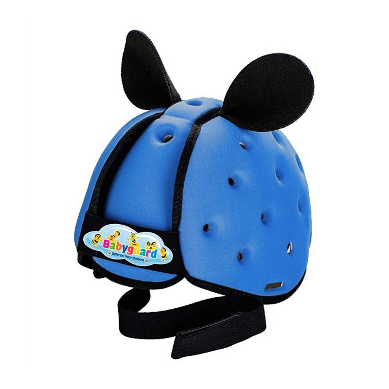 Mũ bảo vệ đầu cho bé BabyGuard (Xanh Biển)
